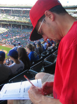jeff keeping score at wrigley.jpg