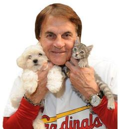 tony larussa with pets.jpg