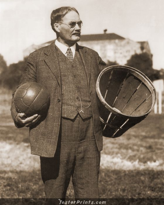 How was basketball first invented essay