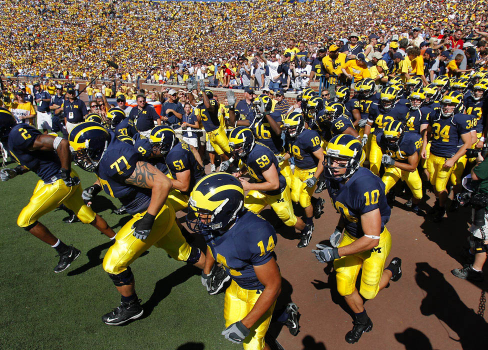 michigan football - photo #7
